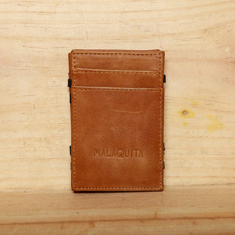 Genuine Leather Card Holder - From Mexico
