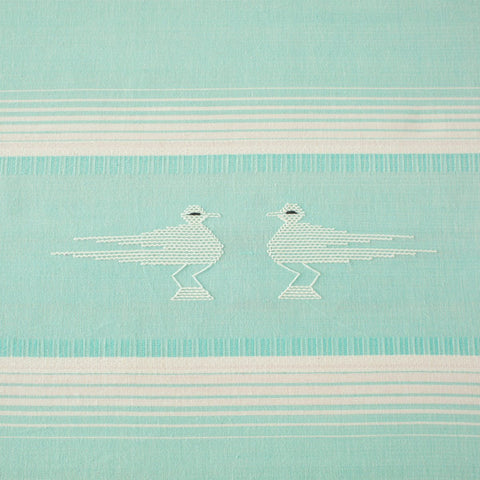 Brena Bedcover Birds -Blue