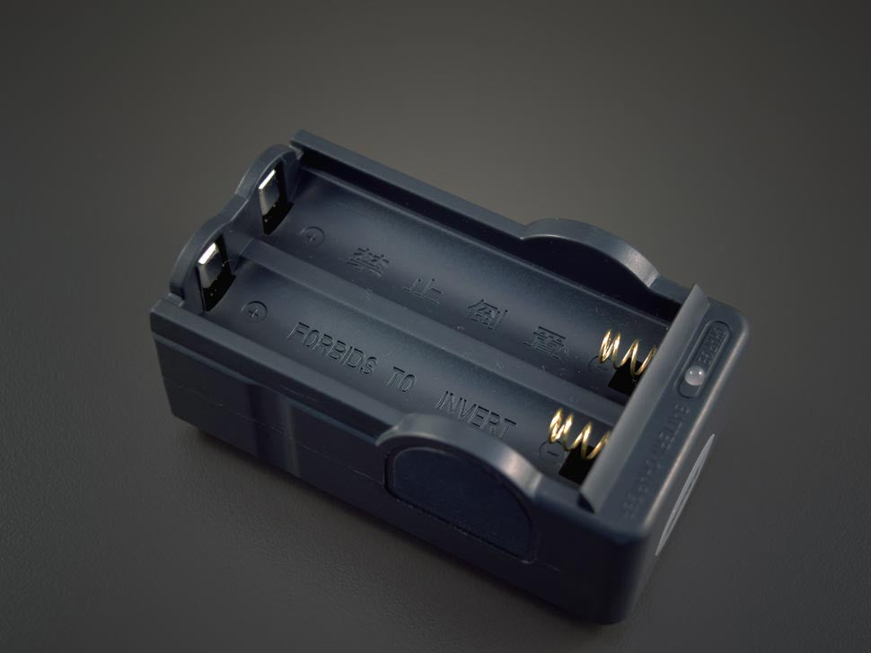 18650 battery charger Dual