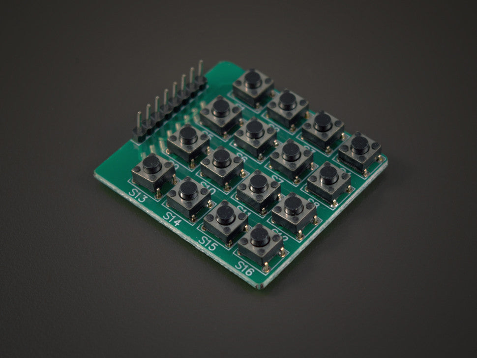 16 switch matrix module