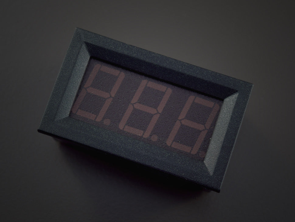 4.5-30V LED Display Digital Voltmeter