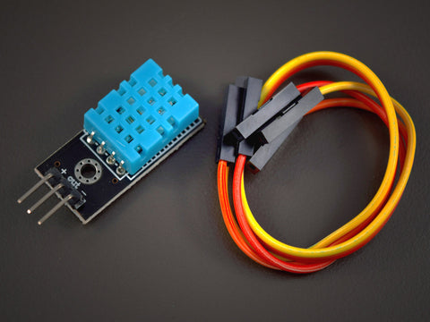 DHT11 sensor - Temperature and Humidity module