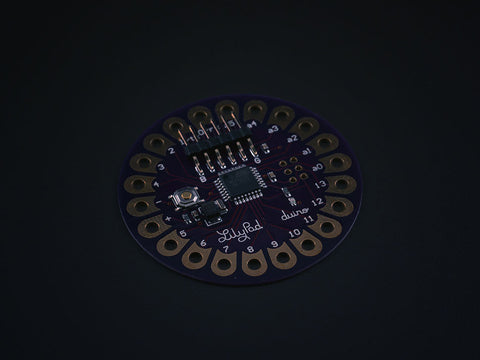 Lilypad Main Board