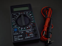 Simple Multimeter