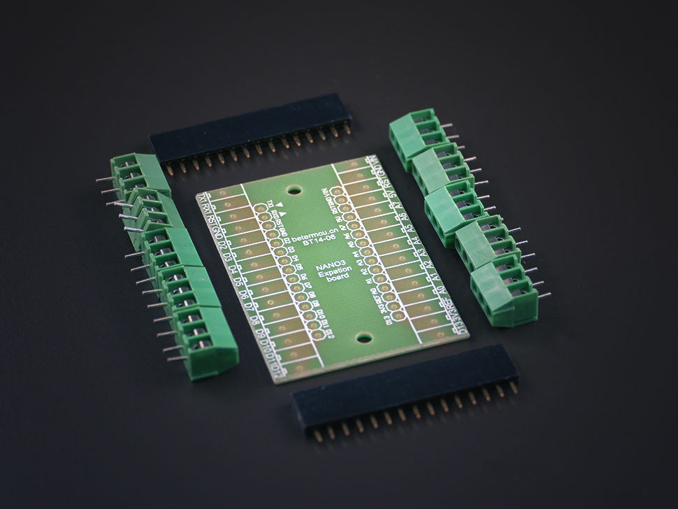Nano Screw Connect expansion board Kit