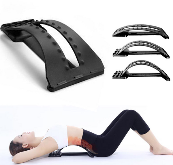 Multi-level Back Stretcher - Back Stretching Device - The Natural Posture