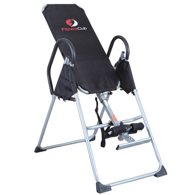 Foldable Inversion Table: Chiropractic Back Pain Relief - The Natural Posture