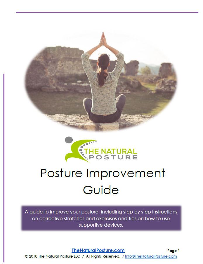 The Natural Posture™ Improvement Guide - The Natural Posture