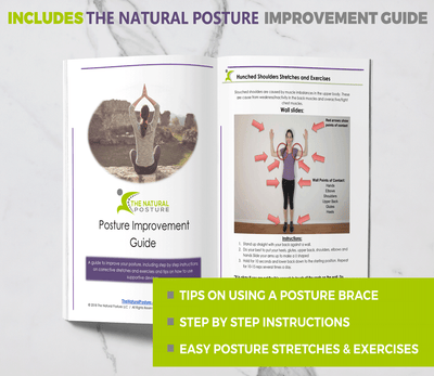 Adjustable Magnetic Posture Corrector - The Natural Posture