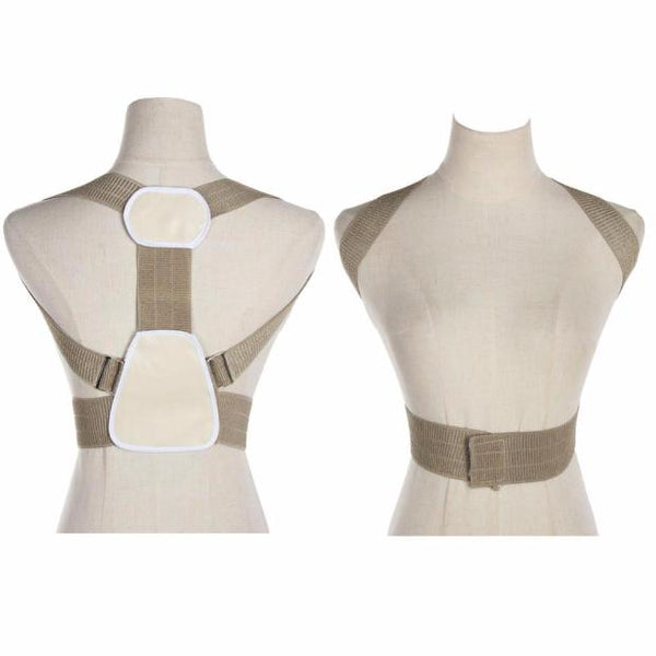 Posture Corrector Back Shoulder Support Brace Belt Therapy Adjustable Neoprene Fully adjustable, comfortable and easy to wear