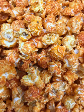 Cheesy Pizza Popcorn