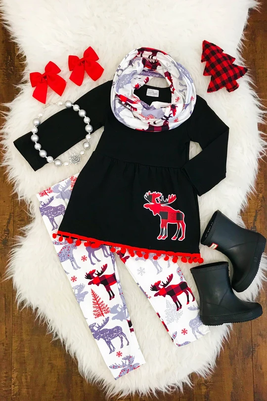 IN STOCK! Moose 3 Piece