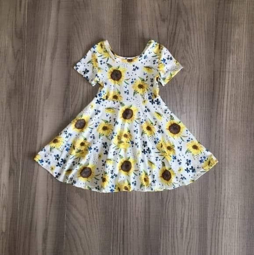 IN STOCK! Sunflower Dress