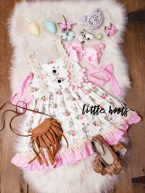 IN STOCK! Vintage Bunny Dress