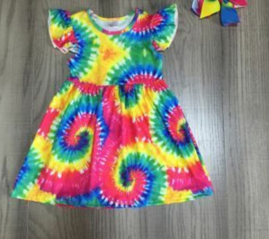 PREORDER! Tie Dye Dress