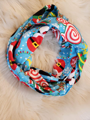 IN STOCK! MM Holiday Scarf