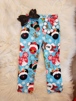 IN STOCK! MM Holiday Leggings