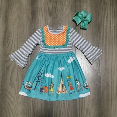 PREORDER! Thanksgiving Dress