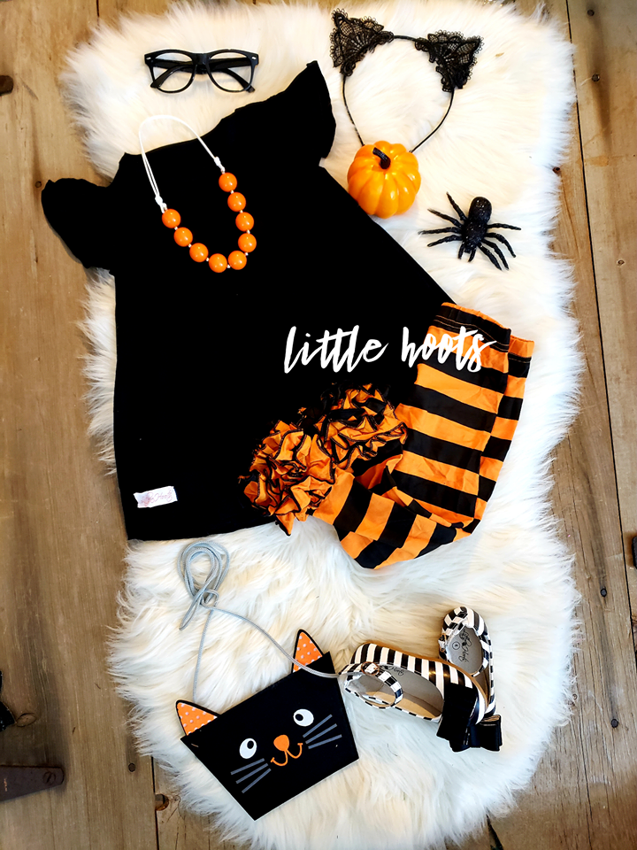 IN STOCK!! Premium Essential Stripes Halloween/ Fall Set