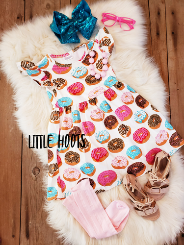 IN STOCK! Donut Pearl Dress