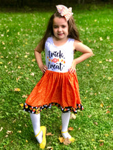 sale! IN STOCK! Trick or Treat Twirl Dress