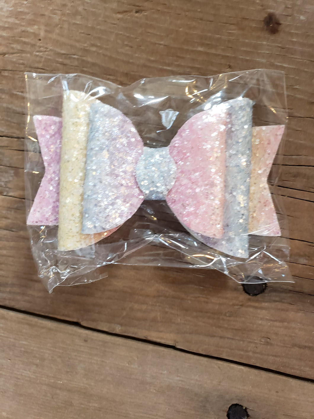 SALE! IN STOCK! Pastel 3.5 inch bow