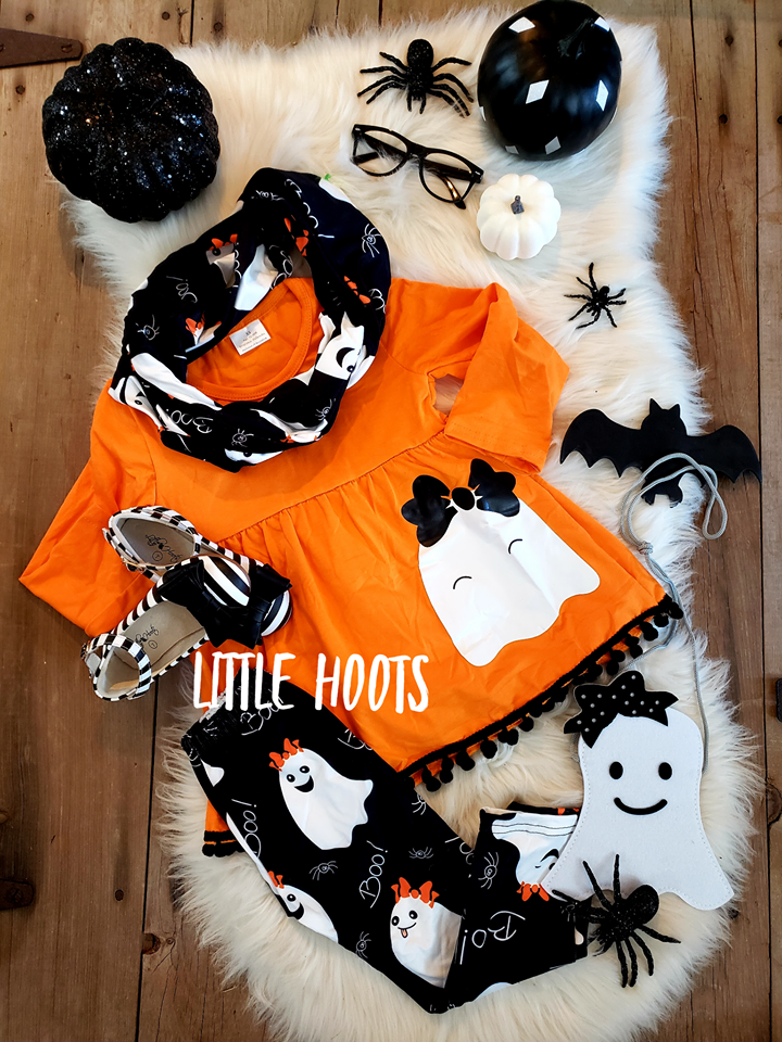SALE! IN STOCK! Ghostly Gal 3 Piece Set