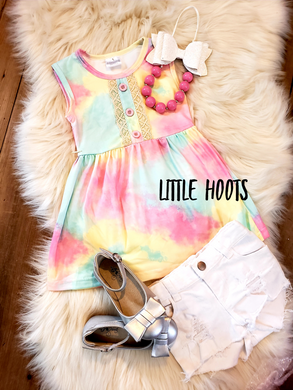 IN STOCK! Tie Dye Tunic