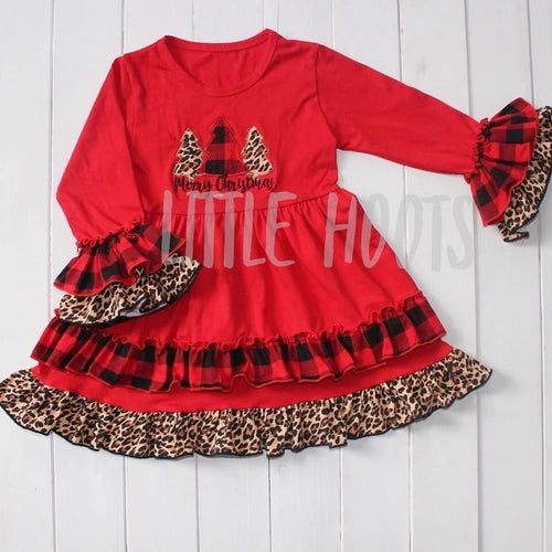 IN STOCK! Premium leopard Christmas