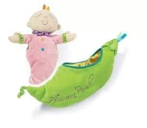 IN STOCK! PEAPOD DOLL AND POD