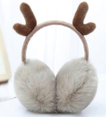 IN STOCK! Reindeer Earmuffs