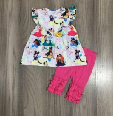 Preorder! Princess Capri Set