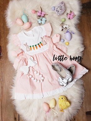 IN STOCK! Premium Bunny Carrot Dress