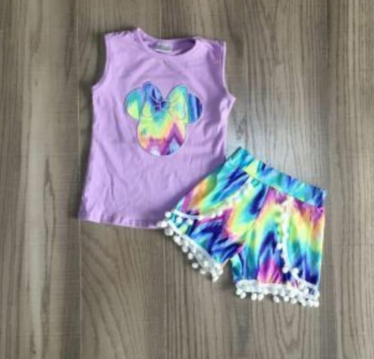PREORDER! Tie Dye MM Set