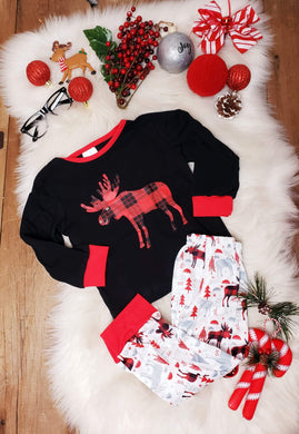 IN STOCK! Unisex Moose Pj Set