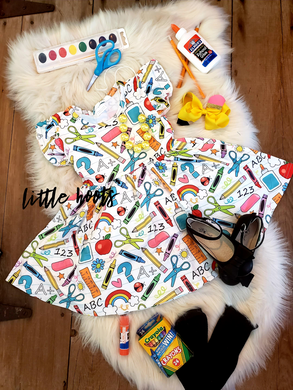 sale! IN STOCK! School Supplies Twirl