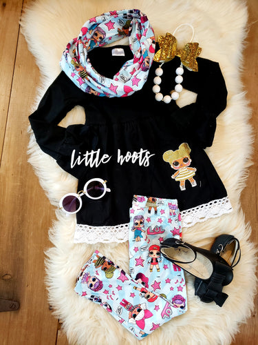 IN STOCK! Lol Scarf Set