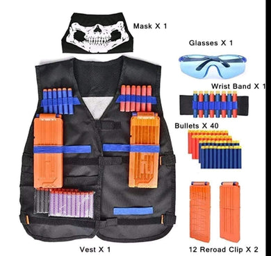 IN STOCK! Nerf Vest Ensemble