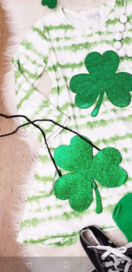 IN STOCK! Shamrock Purse