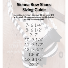 Sale! IN STOCK! Sienna Bow Shoes- Yellow