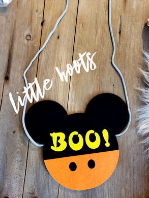 SALE! IN STOCK! BOO Ears Purse