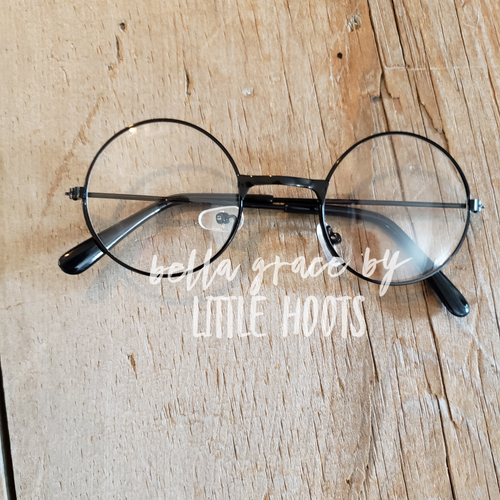 In Stock! HP Round Frame Glasses