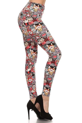 Monster Mash Leggings