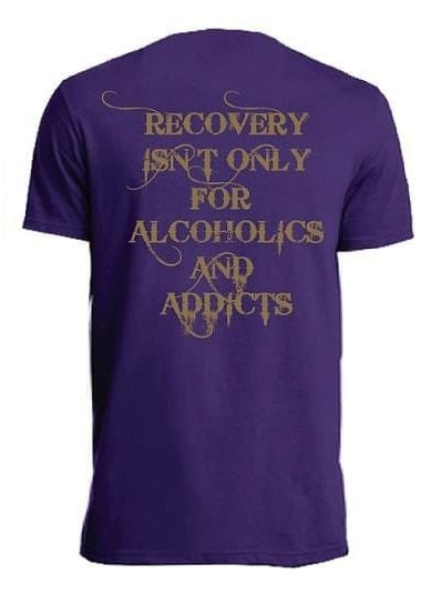 Recovery Isn't Only (Purple Unisex)
