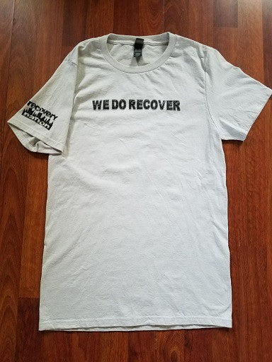 Recovered T (Silver Unisex)