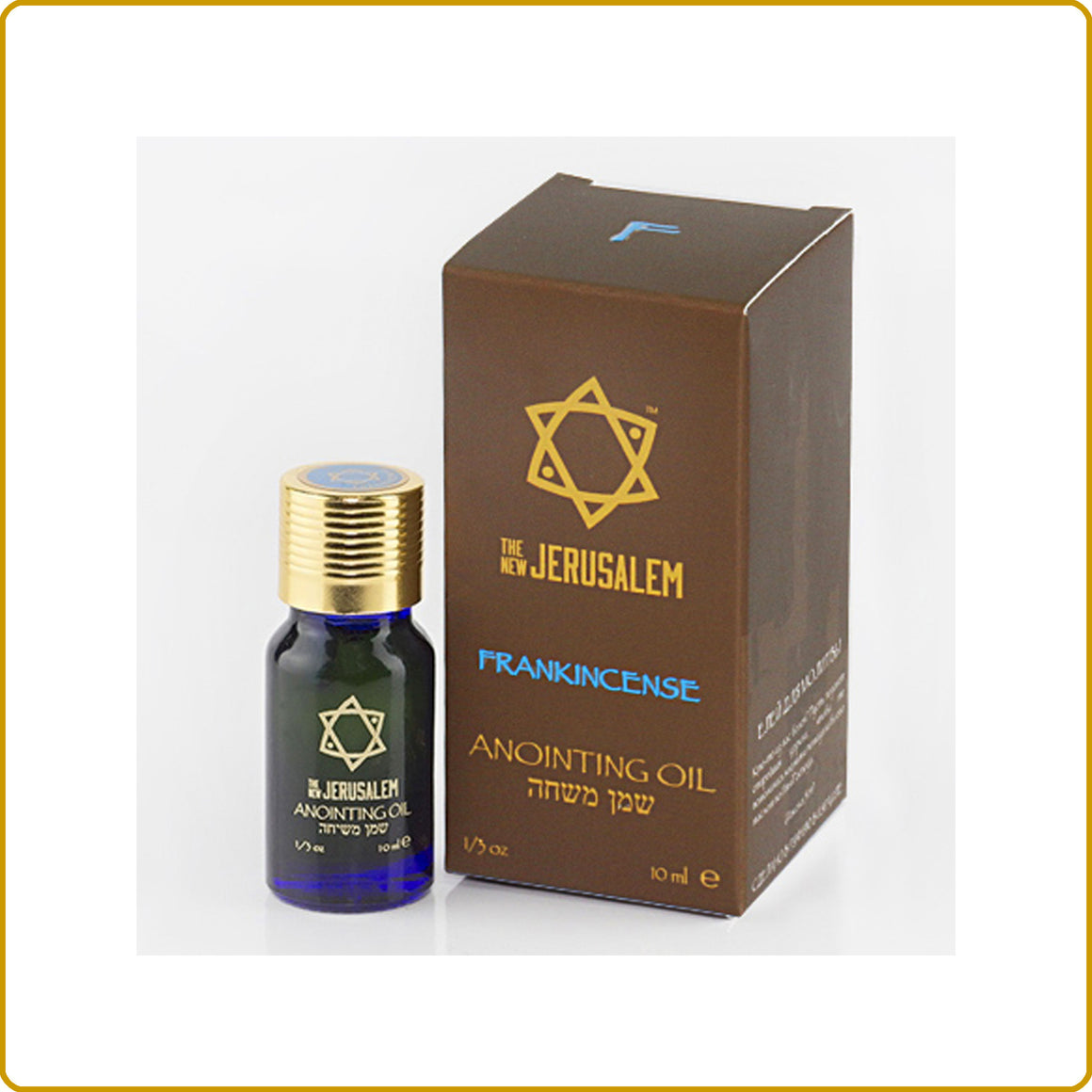 Frankincense Blessing Oil 10ml.
