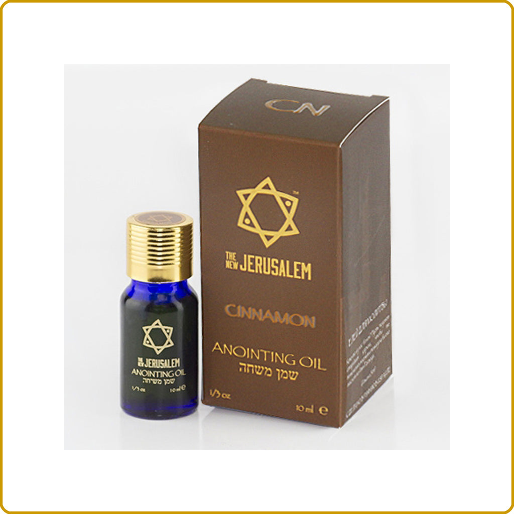 Cinnamon Blessing Oil 10ml.