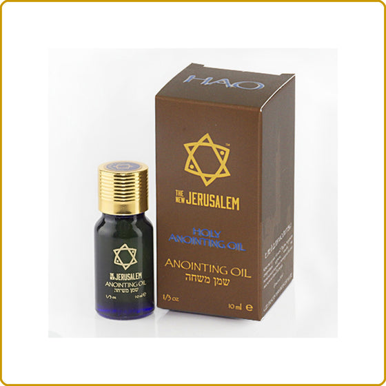 Holy Blessing Oil 10ml.