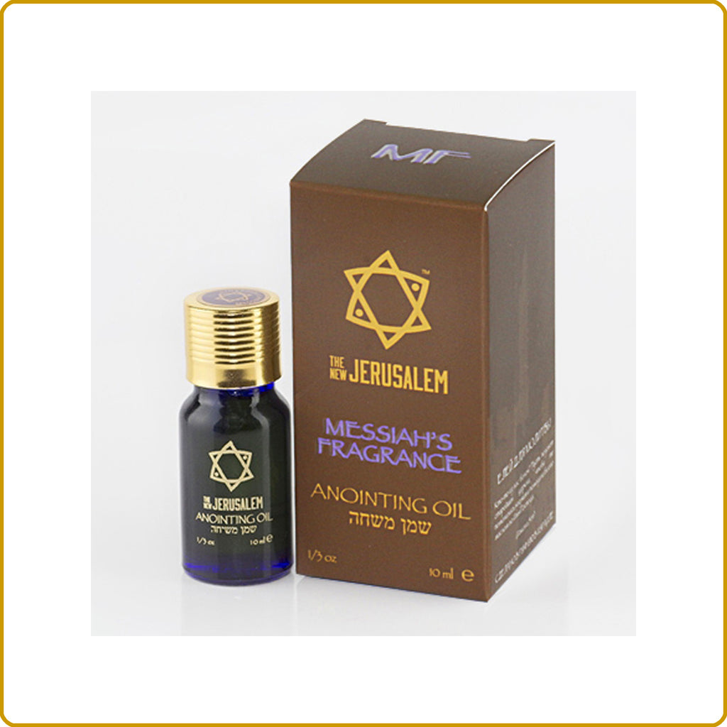 Messiah's Fragrance Blessing Oil 10ml.