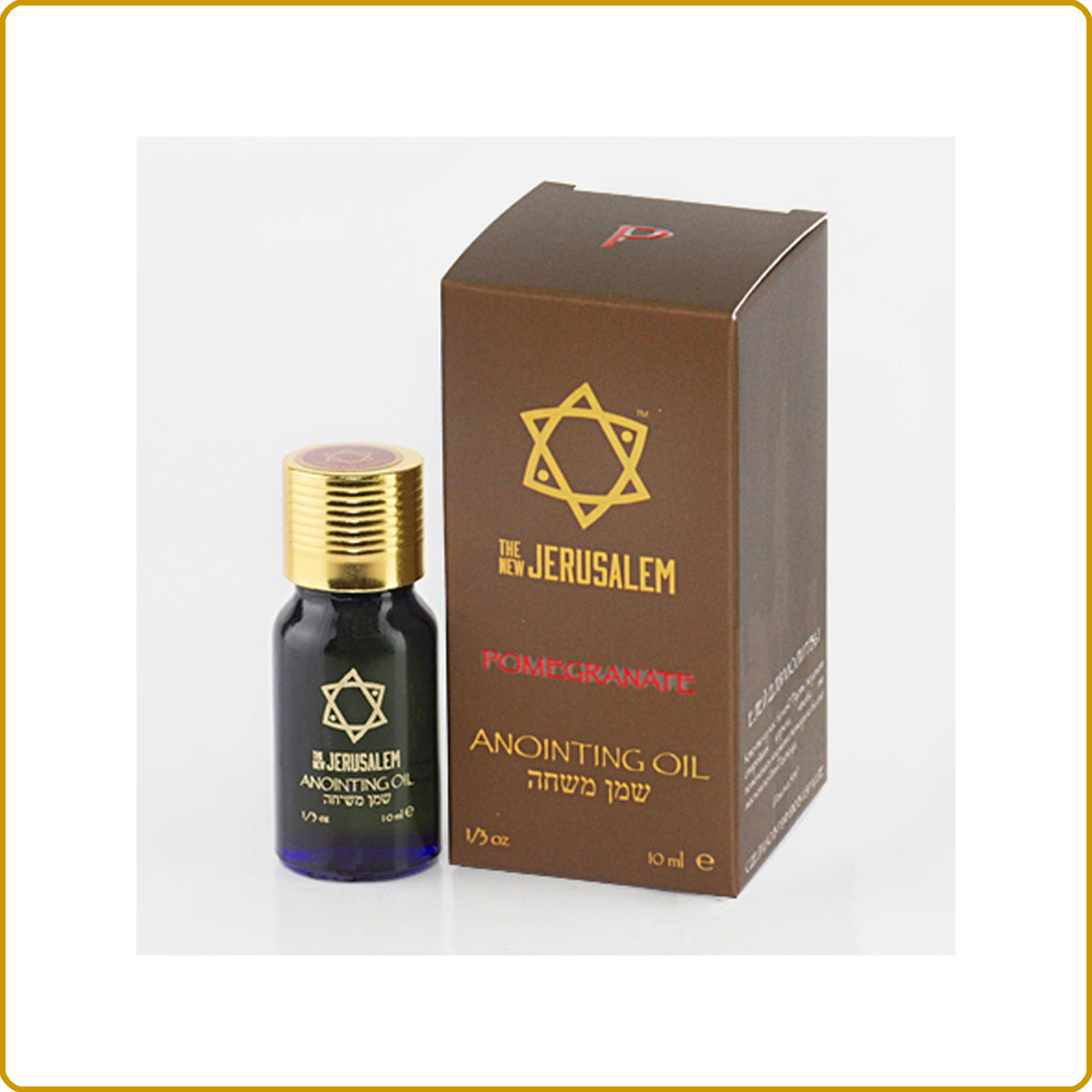 Pomegranate Blessing Oil 10ml.